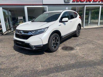 gebraucht Honda CR-V Top Ausstattung EXECUTIVE