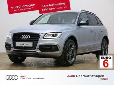 gebraucht Audi Q5 2.0 TDI quattro S line LEDER XENON NAVI ACC