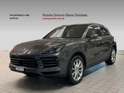 gebraucht Porsche Cayenne Cayenne