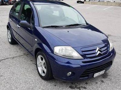 gebraucht Citroën C3 1.6i 16V EXCLUSIVE COLLAUDATO