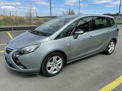 gebraucht Opel Zafira Tourer Zafira Tourer Style 2.0 CDTI Style 2.0 CDTI