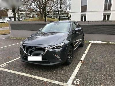 gebraucht Mazda CX-3 VERKAUFE 1.5 D Revolution AWD. Mit Garantie!!