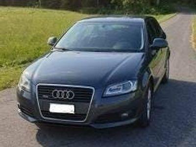 gebraucht Audi A3 quattro 2.0 TFSI