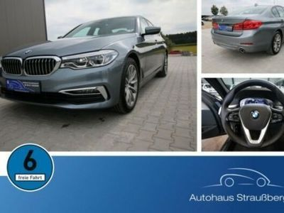 gebraucht BMW 520 d Touring HEAD-UP NAVI LED DISPLAY-KEY