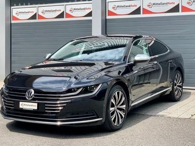 gebraucht VW Arteon 2.0 TDI BMT Elegance DSG