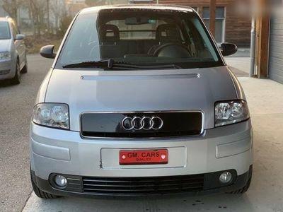 gebraucht Audi A2 1.4 Benzin Schaltgetriebe