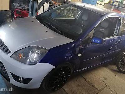 gebraucht Ford Fiesta ST