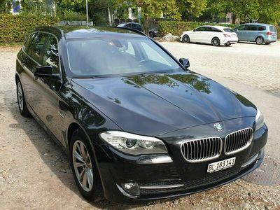 gebraucht BMW 525 5er d xDrive SAG Touring