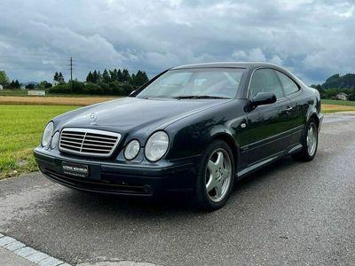 gebraucht Mercedes CLK430 Elégance Automatic