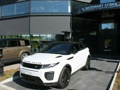 gebraucht Land Rover Range Rover evoque Convert. 2.0Si4 HSE Dynamic AT