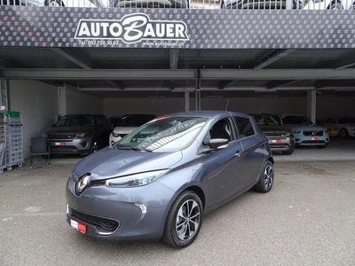 gebraucht Renault Zoe FP R110 Bose inkl. Batterie