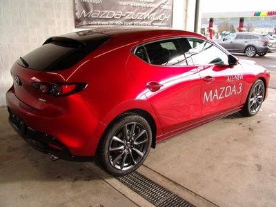 gebraucht Mazda 3 Hatchback 2.0 122 Revolution AT