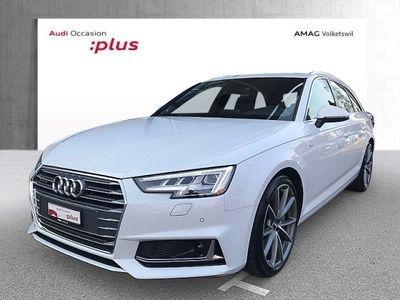 gebraucht Audi A4 Avant 50 TDI quattro tiptronic