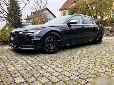 gebraucht Audi S6 Avant 4.0 TFSI V8 quattro S-tronic (Kombi)