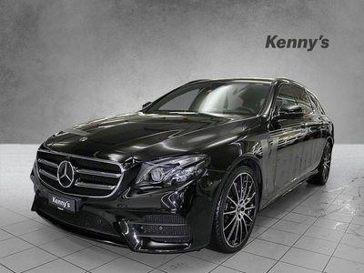 gebraucht Mercedes E220 E-KlasseSwiss Star AMG Line 4m Kombi