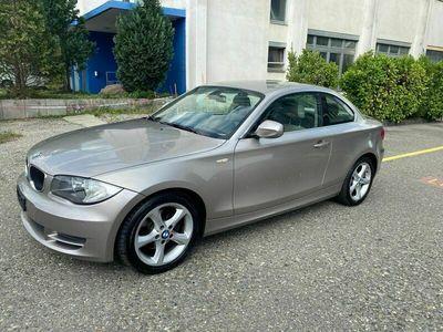 gebraucht BMW 120 Coupé 1er d