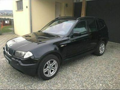 gebraucht BMW X3 X3 zu verkaufenzu verkaufen