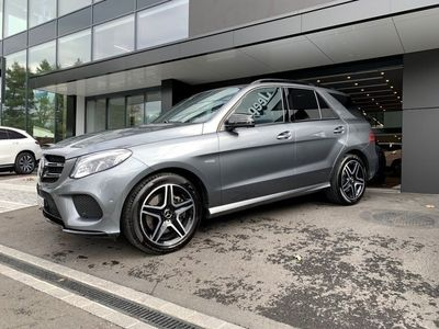 gebraucht Mercedes GLE43 AMG GLE-KlasseAMG 4Matic 9G-Tronic