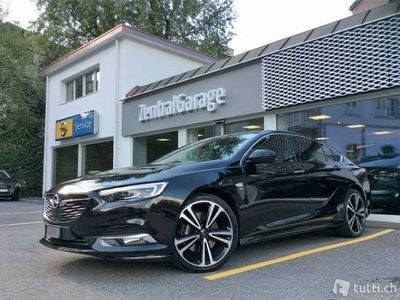 gebraucht Opel Insignia GS 2.0 T Excellence AWD