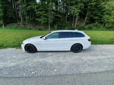 gebraucht BMW 520 5erxdrive sag