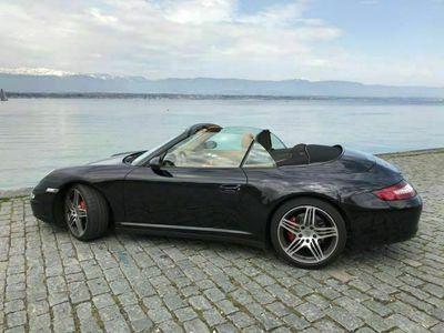 gebraucht Porsche 911 Carrera 4S 911 automatique