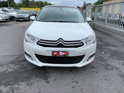 gebraucht Citroën C4 1.6 e-HDi Exclusive EGS6