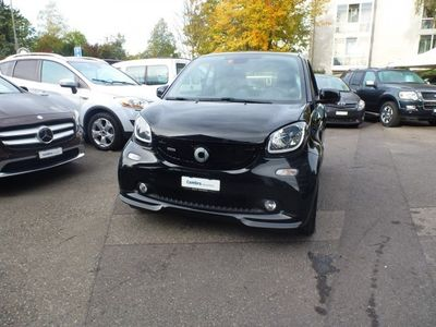gebraucht Smart ForTwo Coupé Brabus Xclusive twinmatic
