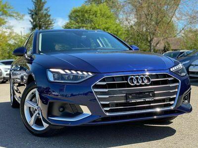 gebraucht Audi A4 Avant 40 TDI advanced S-tronic