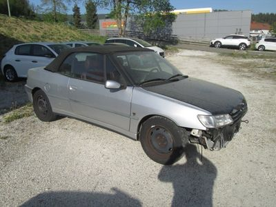 gebraucht Peugeot 306 Cabriolet 2.0 16V Swiss