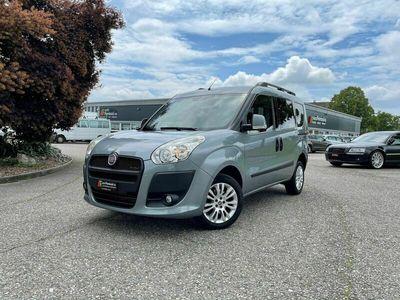 gebraucht Fiat Doblò 1.6 JTD Dynamic MTA