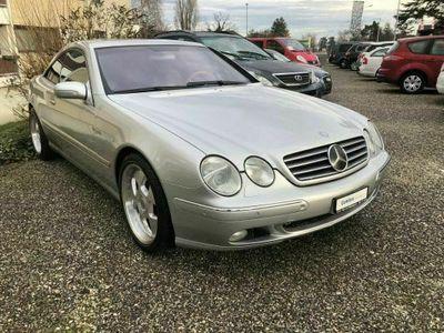 gebraucht Mercedes CL500 ,