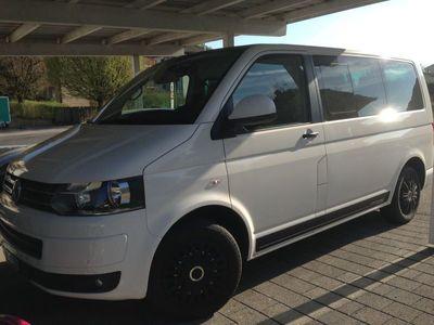 gebraucht VW T5 -Multivan BMT, 8 fach Bereift