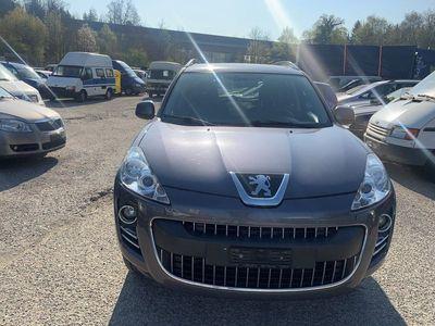 gebraucht Peugeot 4007 2.4 Platinum Edition CVT