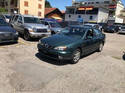 gebraucht Nissan Primera 2.0 Luxury