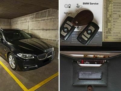 """gebraucht BMW 525 5er 525 FaceLift """"LuxuryLine"""" xDrive Automat - MFK- Full LED 5erFaceLift """"LuxuryLine"""" xDrive Automat - MFK- Full LED"""