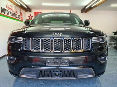 gebraucht Jeep Grand Cherokee Grand Cherokee 3.0 CRD 75th Anniversary Automatic3.0 CRD 75th Anniversary Automatic