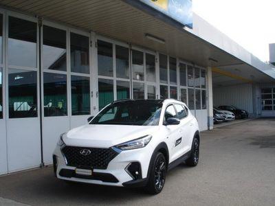 gebraucht Hyundai Tucson 1.6 TGDI N-Line4WD