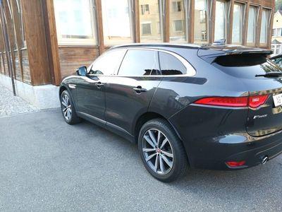 gebraucht Jaguar F-Pace 3.0 V6 D Portfolio AWD