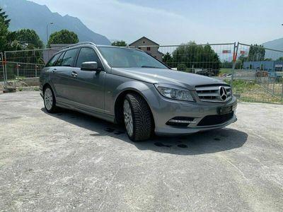gebraucht Mercedes C350 CDI BlueEff. Avantgarde 4Matic 7G-Tronic