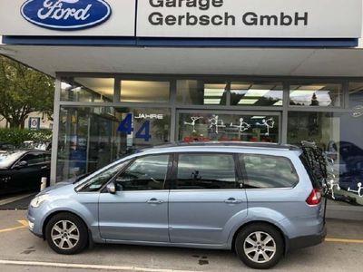 gebraucht Ford Galaxy 2.0 TDCi 140 Ghia