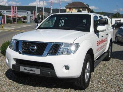 gebraucht Nissan Navara Double Cab SE 2.5 dCi 4WD Automat