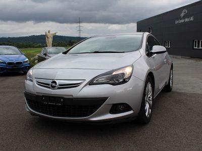 gebraucht Opel Astra GTC 1.4i 16V Turbo Enjoy