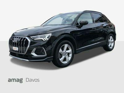 gebraucht Audi Q3 40 TFSI advanced quattro S-tronic
