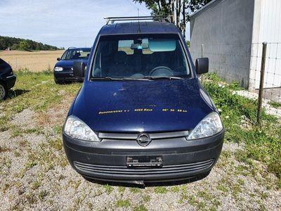 gebraucht Opel Combo Combo TourVan 1.6i Comfort