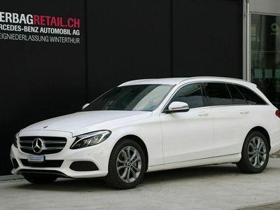 gebraucht Mercedes C250 C-Klassed Swiss Star Avan4M