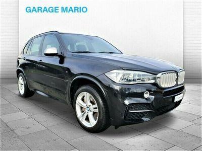 gebraucht BMW X5 xDrive M50d *7 Sitze* Steptronic