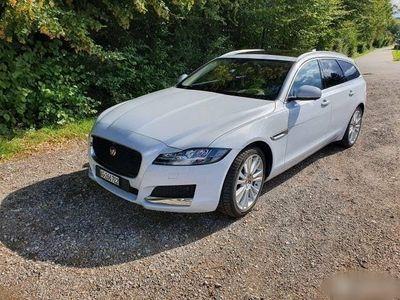 gebraucht Jaguar XF XF Einmaliges Angebot3.0 Diesel mit 300 PS / 700 Nm