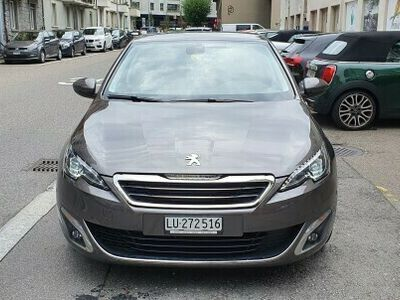 gebraucht Peugeot 308 2.0 BlueHDI Allure Automatic