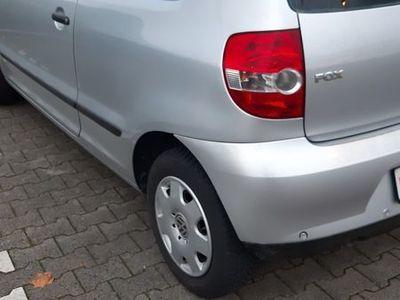 gebraucht VW Fox MFK.Früsch winter Auto