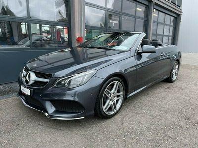gebraucht Mercedes E200 7G-Tronic AMG Paket